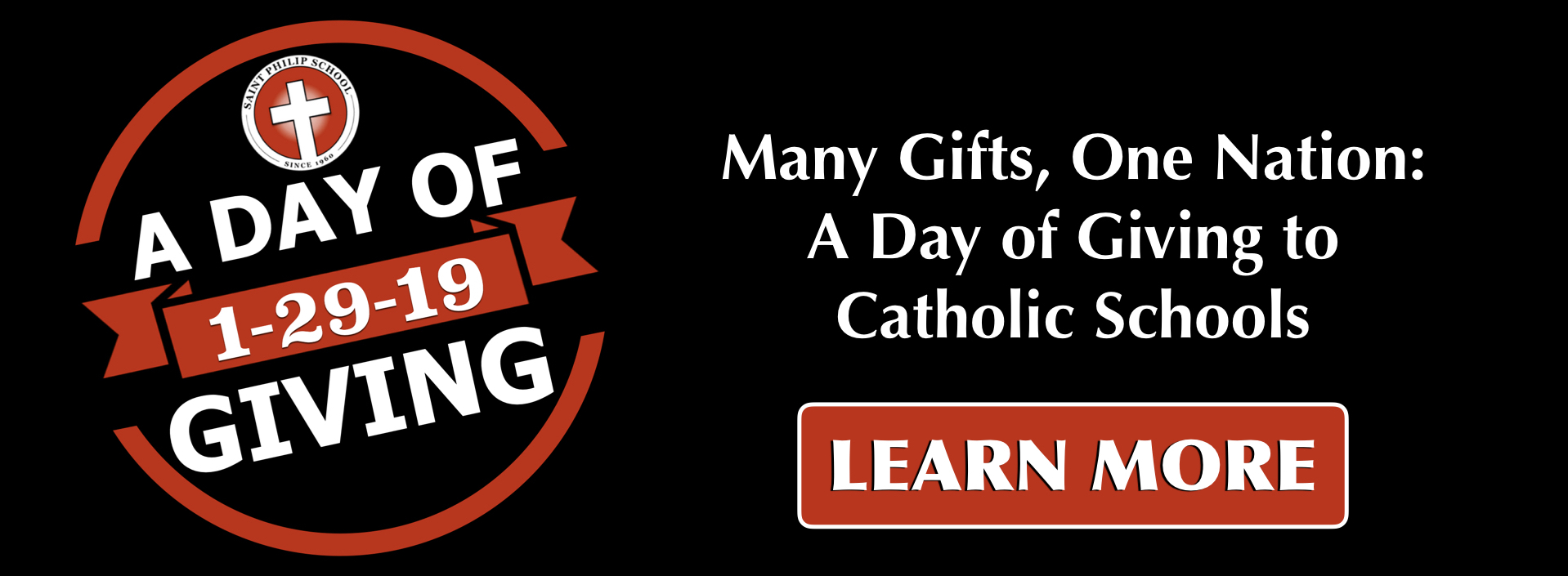 Day of Giving 1/29