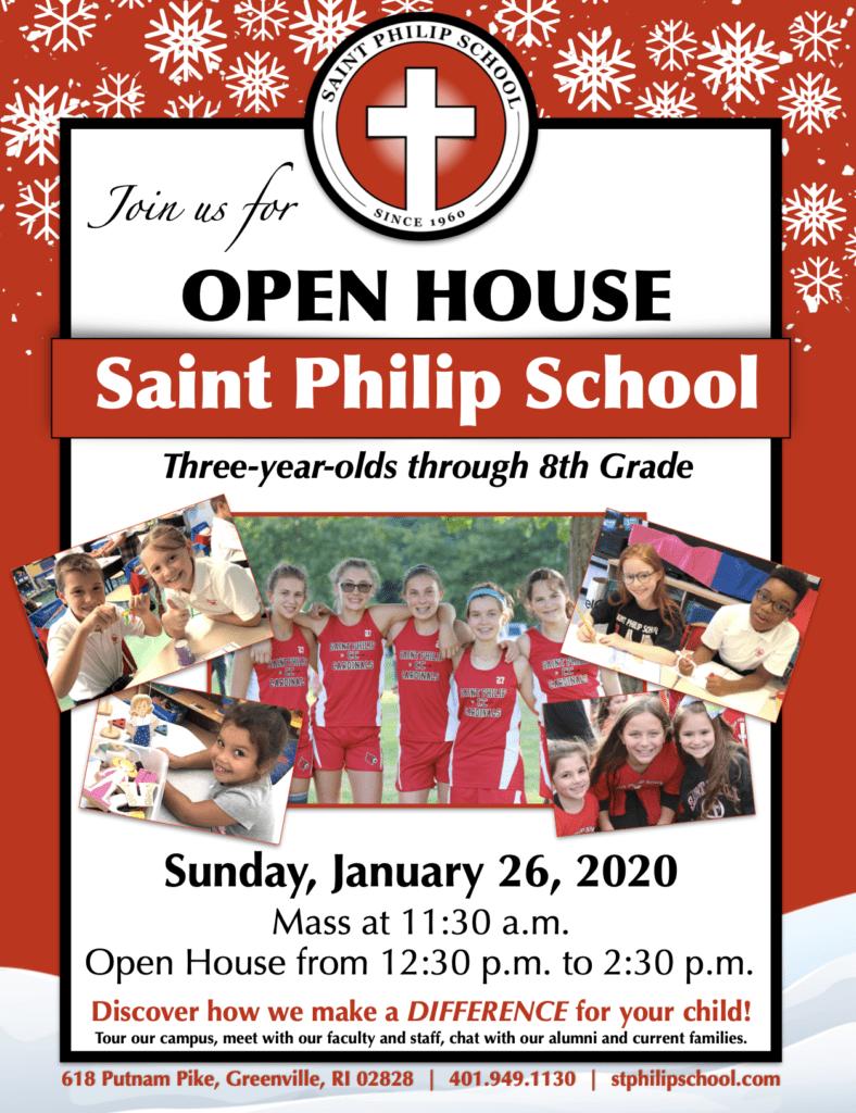 Open House 1/26/20