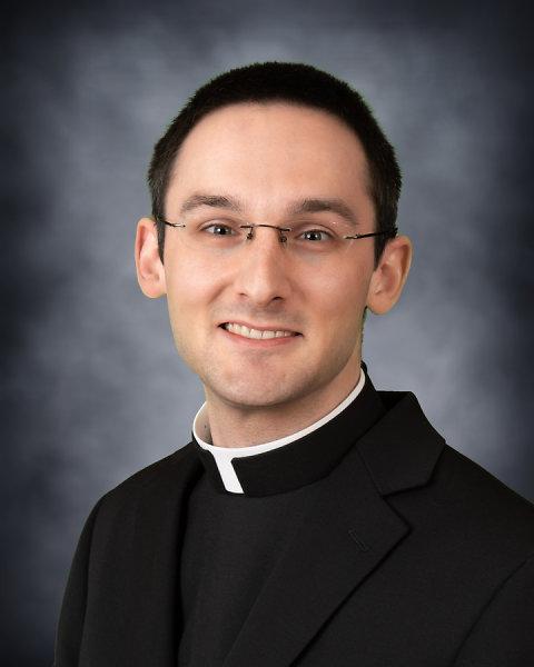 Reverend Phillip Dufour : Assistant Pastor / Fourth Grade Religion