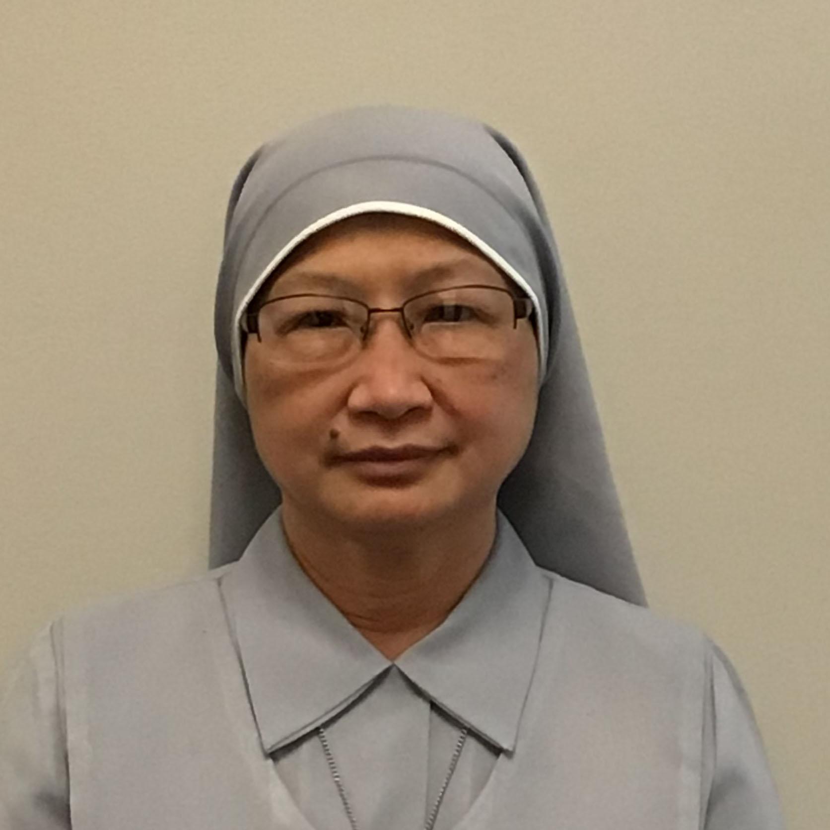 Sister Flora Tanarte : Franciscan Apostolic Sister