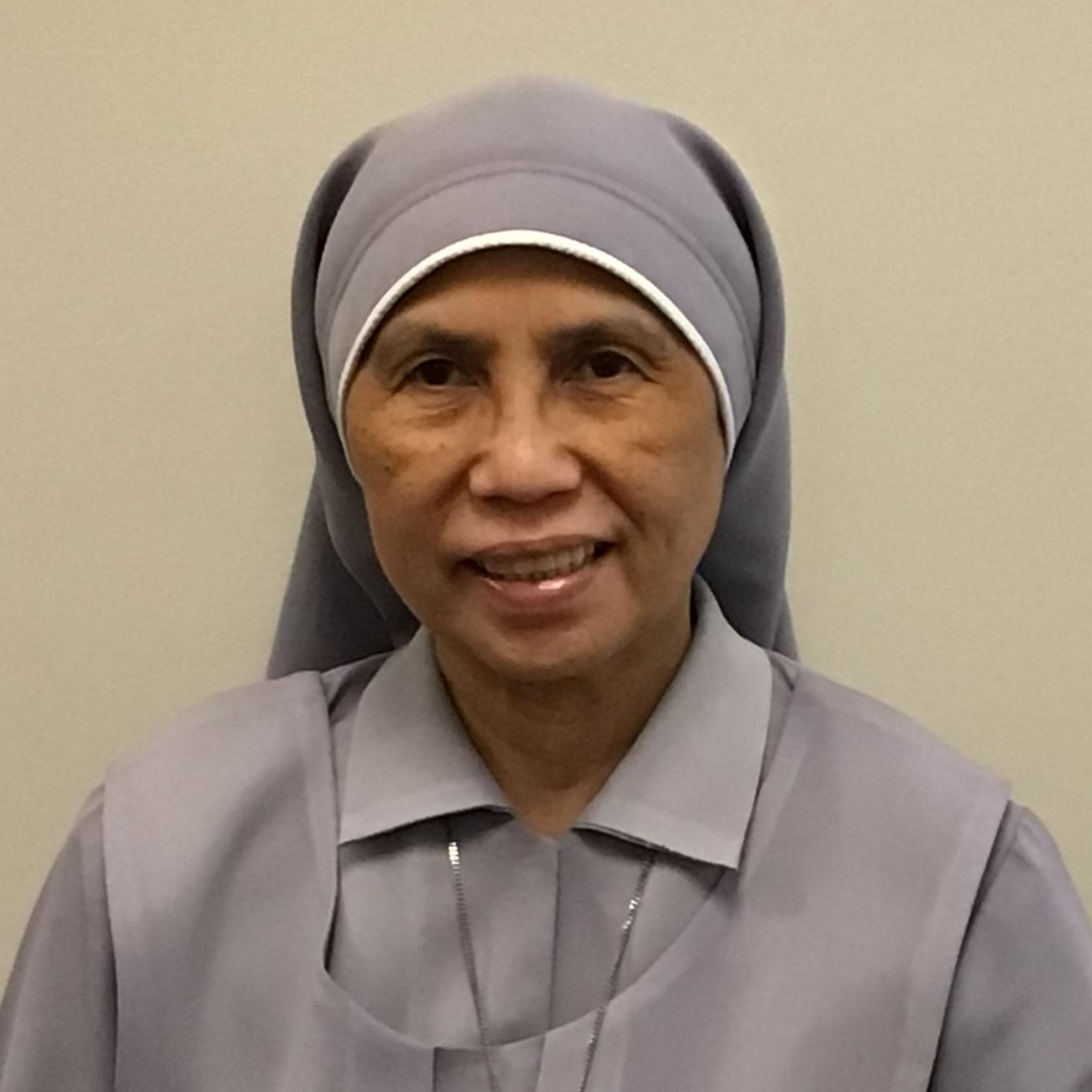 Sister Nemesia Licayu : Franciscan Apostolic Sister